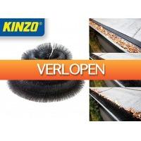 DealDonkey.com: Kinzo dakgoot egel (4 meter)