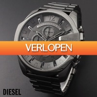Watch2Day.nl 2: DIESEL Mega Chief XL Chronographs
