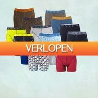 Kiesjekoopje.nl: 8 x Vinnie-G boxershort