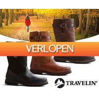 Groupdeal: Travelin' Northcape laarzen