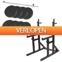 Befit2day.nl: Multi Squat Station 40 kg
