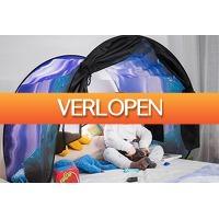 VoucherVandaag.nl 2: Kindertent voor op bed