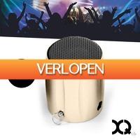 Wilpe.com - Elektra: XQISIT B04 mini speaker