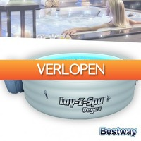 Pricestunter.nl: Bestway Jacuzzi Lay-Z-Spa Vegas