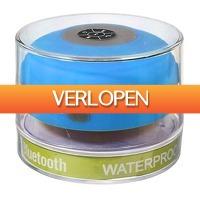 MyXLshop.nl: Waterdichte Bluetooth speaker
