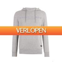 Onedayfashiondeals.nl 2: Ballin Amsterdam - Hoodie Men Grey
