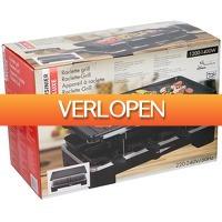 Voordeeldrogisterij.nl: Cuisinier Deluxe raclette grill