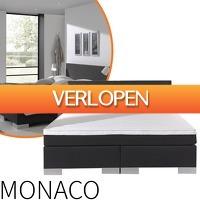 Euroknaller.nl: Luxueuze Monaco boxspring