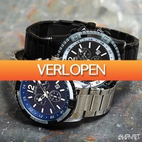 Watch2Day.nl 2: August Steiner Swiss Quartz Chronographs
