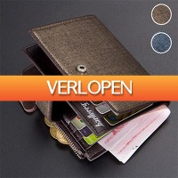 DealDigger.nl: Chique handige portemonnee