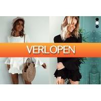 VoucherVandaag.nl 2: Peplum jurkje