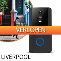 Euroknaller.nl: Liverpool WiFi HD camera deurbel