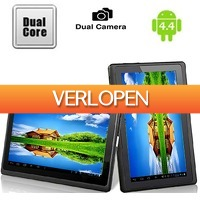 Uitbieden.nl: Android 4.4 dual core tablet