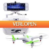 Uitbieden.nl 2: Cheerson CX 30W WiFi drone