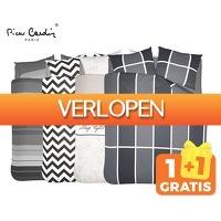 Voordeelvanger.nl: Pierre Cardin flanellen dekbedovertrekken