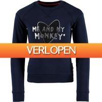 Kleertjes.com: Me & My Monkey sweater
