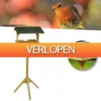Pricestunter.nl: Standing vogel voederhuis