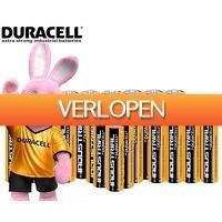 Groupdeal 3: 48-pack Duracell batterijen