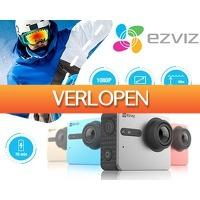 1DayFly Outdoor: Ezviz 4K HD action cam