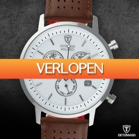 Watch2day.nl: Detomaso Milano Chronographs