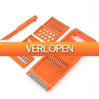 MyXLshop.nl: Mandoline snijder 7-in-1