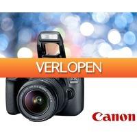Groupdeal 2: Canon EOS 4000D camera en lens