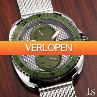 Watch2day.nl: Joshua & Sons heren horloge