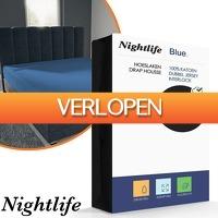 Euroknaller.nl: Nightlife dubbel jersey interlock hoeslakens