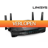 iBOOD Electronics: Linksys WRT32X AC3200 dual-band router
