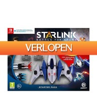 Wehkamp Dagdeal: Ubisoft Starlink Battle For Atlas startpakket