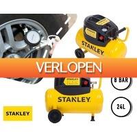 1Dayfly Extreme: Stanley luchtcompressor (1100 watt)