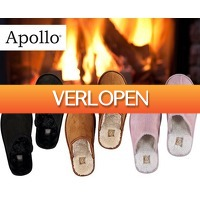 Groupdeal 3: Apollo pantoffels