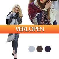 Elkedagietsleuks Ladies: Warme pashmina sjaals