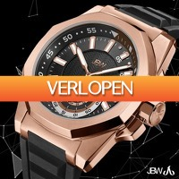 Watch2Day.nl 2: JBW Delmare seconds subdial heren horloge