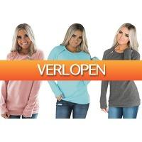 VoucherVandaag.nl 2: Zipper sweater