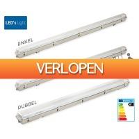 Voordeelvanger.nl: LED buis 120cm