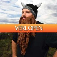 MegaGadgets: Viking muts met baard