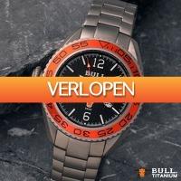 Watch2day.nl: Bull Titanium Hereford horloges