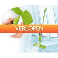 Groupdeal 3: Cleanmaxx spray mop