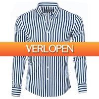Brandeal.nl Classic: CRSM overhemd met knopen