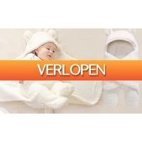 Groupon 3: Thermische deken voor baby