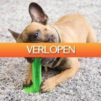 ClickToBuy.nl: Tandenborstel voor honden