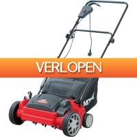 Alternate.nl: MTD SMART 30 VE verticuteer machine