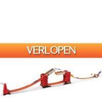 Wehkamp Dagdeal: Hot Wheels Track Builder stunt bridge kit
