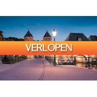 Cheap.nl: 4 dagen 4*-Van der Valk hotel