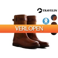 iBOOD Sports & Fashion: Travelin' NorthCape lederen outdoorlaarzen