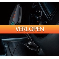 Uitbieden.nl 2: EGTONG T6 Car Bluetooth V3.0 + EDR USB & FM transmitter