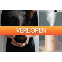 VoucherVandaag.nl 2: LED-kaars luchtbevochtiger