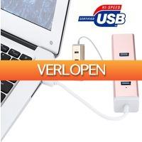 Uitbieden.nl 3: 3 Poorts USB 2.0 HUB