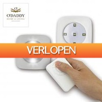 One Day Only: Draadloze en dimbare LED-spots